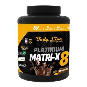Matri-x 8 pentru o masa musculara rapida. Cel mai bun gainer pentru ectomorfi.