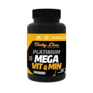 Platinium Mega Vit & Min - Cele mai bune vitamine si minerale